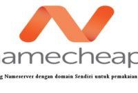 Namecheap logo depan