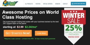 Review web hosting hawkhost