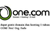 one. com
