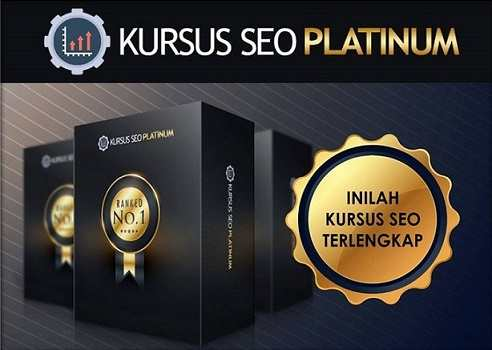 Kursus SEO Platinum 2017 diskon