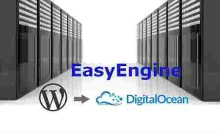 install easy engine di digital ocean 2
