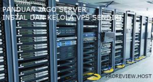 Panduan jago server komplit
