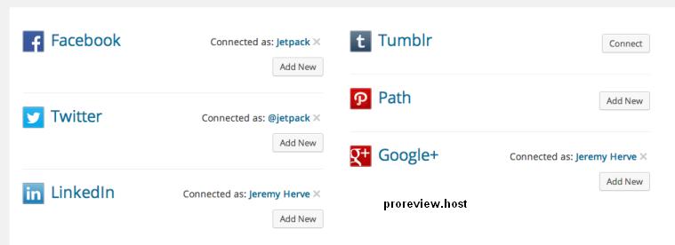 Jetpack Auto Share WordPress Plugin Gratis Rekomendasi