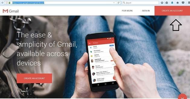membuat akun gmail gratis