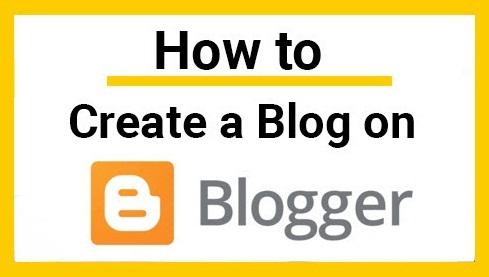 membuat blogger dengan cepat