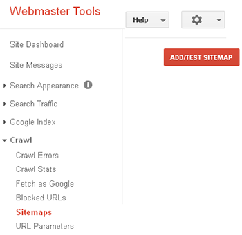 sukses submit sitemap google webmaster tools