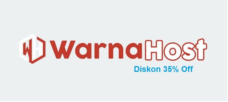 warnahost diskon 35% off