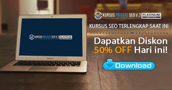 Kursus SEO Online terlengkap