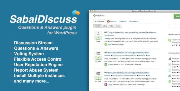 Sabai Discuss plugin for WordPress-compressed