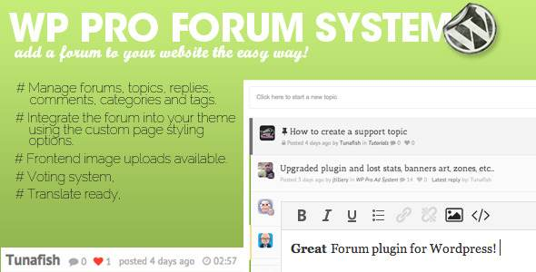 WP Pro Forum System-compressed