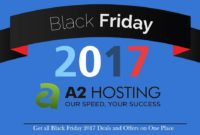 a2hosting Black Friday PromoCode Deal 2017