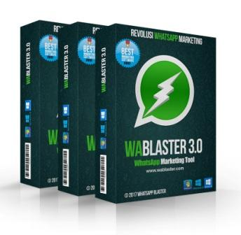 WABLASTER WhatsApp Marketing Tool Revolution