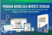 Panduan Mengelola Website Sekolah