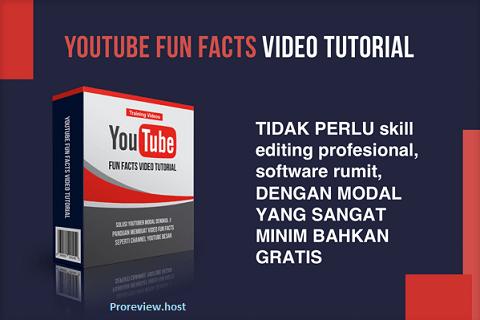 Panduan Lengkap Membuat Video Fun Facts Youtube