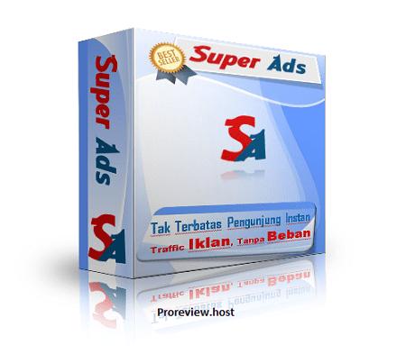 Super Ads Tool sisip Iklan