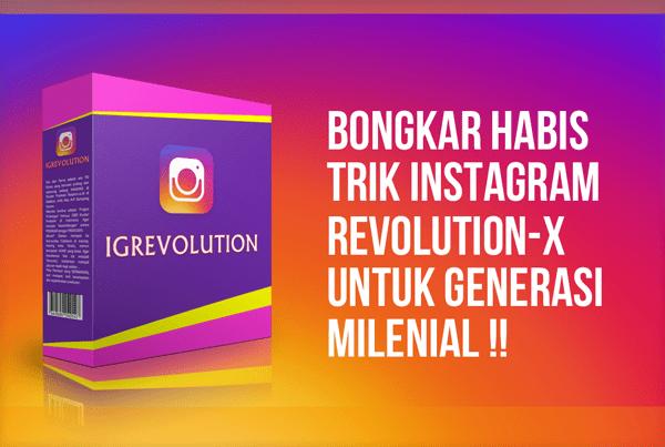Trik Instagram Revolution-X