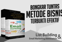 70 video HD List Building & Email Marketing