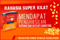 Pecah Telor Dari Affiliate Marketing