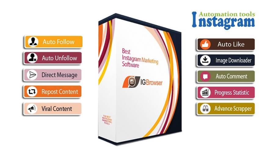 IG Browser instagram marketing tools