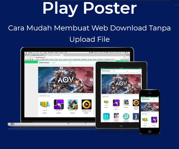 Play Poster Plugin Review & Kupon Diskon