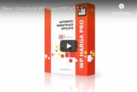 Review WP Harga PRO WordPress Plugins