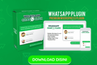 Review WhatsApp Chat Click V.2 Plugin