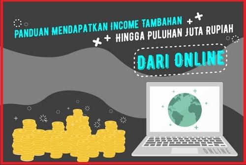 Panduan menulis uang bisnis online