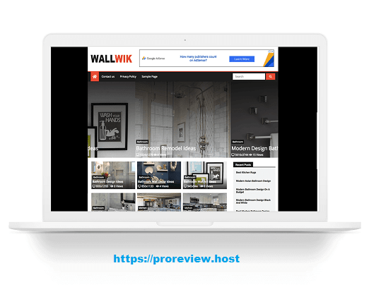 WallWik Theme Wallpaper Diskon 40