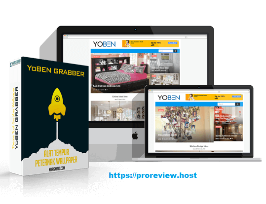 Yoben Theme & Tools Grabber