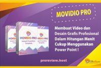 Video Promosi dan Grafis Dengan Movidio Pro